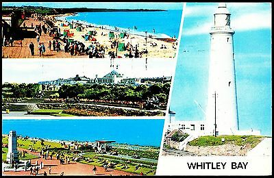 Postcard - Whitley Bay Posted 1979 Stamped