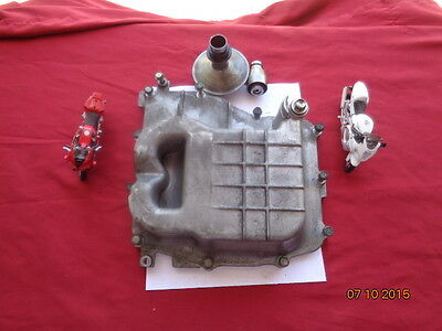 2001 2006 HONDA CBR F4I OIL PAN COVER ENGINE AND OIL PICk-UP