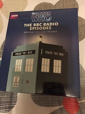 Doctor Who The BBC radio Episodes  - CD's