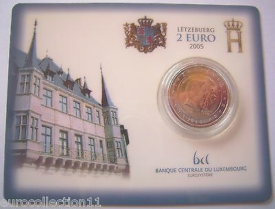 Coincard Luxembourg 2005