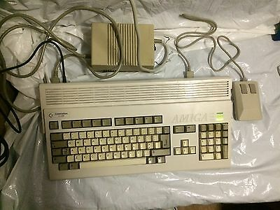 Amiga A1200 Computer With Hard Drive