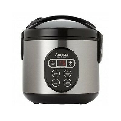 Rice Cooker Crock Pot Slow Cooker Steamer Kitchenware Cookware-3 Quart Capacity
