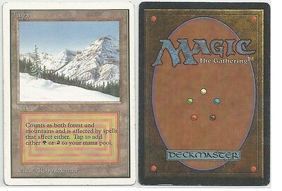 Taig Unlimited Magic the Gathering International bidders are welcome