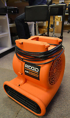 Ridgid - Air Mover - Floor Fan - Works Great - LOCAL NJ PICK-UP ONLY