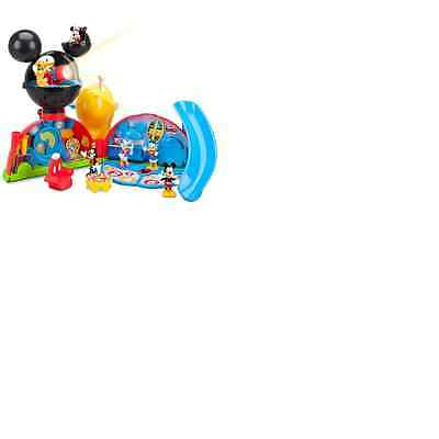 NEW Disney Mickey Mouse Clubhouse Deluxe Play Set