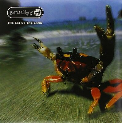 The Prodigy - The Fat Of The Land 2 Vinyl Lp Neu