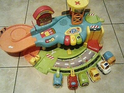 Vtech toot toot garage and cars