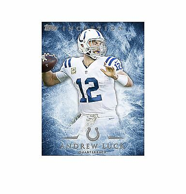 Topps Huddle Inception Andrew Luck Wave 2 DIGITAL CARD