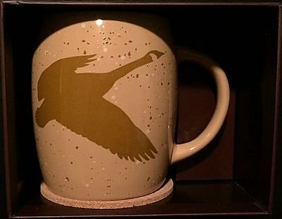 TIM HORTONS Limited Edition GOOSE MUG Coffee Cup Cottage Camp Gift 2016 New NIB