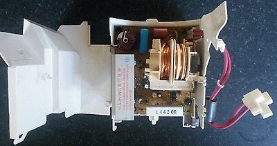 Panasonic Microwave Inverter Module Power Board Pcb With Case Replacement Part