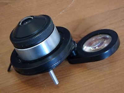 Lomo microscope condenser with filter holder & swing-in condenser