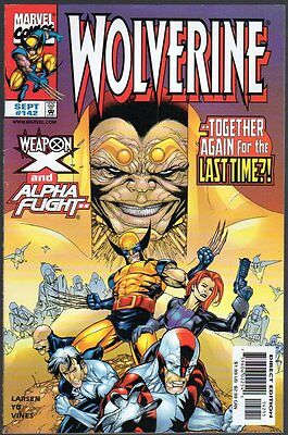 US Comics, Wolverine #142, Sept 1999
