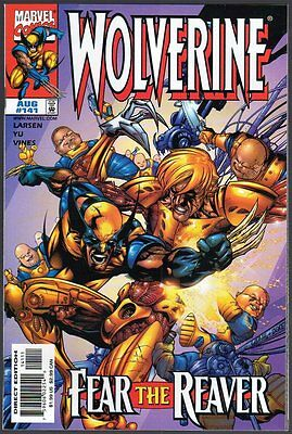 US Comics, Wolverine #141, Aug 1999