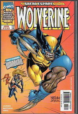 US Comics, Wolverine #133, Jan 1999