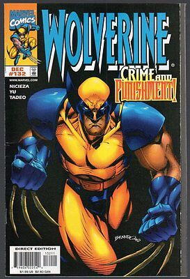 US Comics, Wolverine #132, Dec 1998