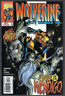 US Comics, Wolverine #129, Oct 1998