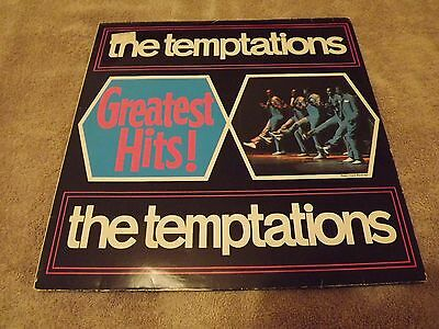 The Temptations Greatest Hits.......LP..