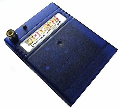 SID Symphony II Cartridge-SID CART II Plug in 2nd 6581 SID for Commodore 64 [F03