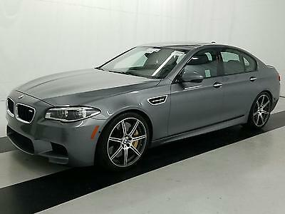 2014 BMW M5  2014 BMW M5 Competition Package High Spec