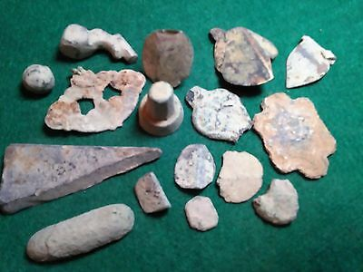 Superb lot  antiquities of identify.....