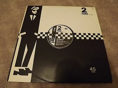 """The Specials......Ghost Town.......Why ?........Friday Night...Vinyl records 12"""""""