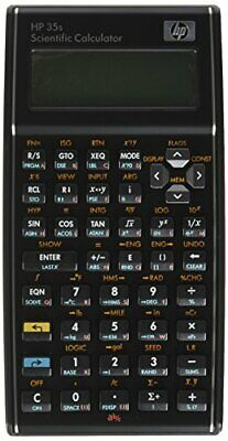 HP 35s Scientific Calculator Programmable 14 Digit LCD