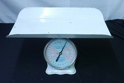 Vintage American Family Nursery Scale 30 pounds