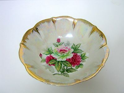 Made in Japan, Opalescent Rose Bowl