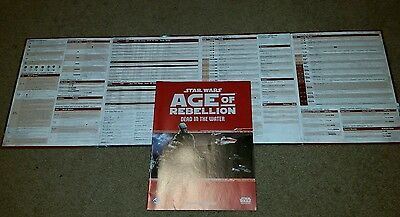Star Wars Age Of Rebellion Role Playing Game: Game Mastef Kit