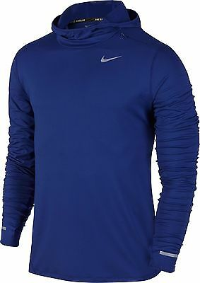 New Nike Men's Dri-FIT  Element Running Hoodie/hooded top/fitness/gym top
