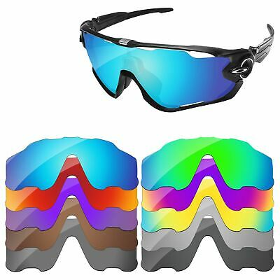 Polarized Replacement Lenses For-Oakley Jawbreaker Sunglasses Multi - Options