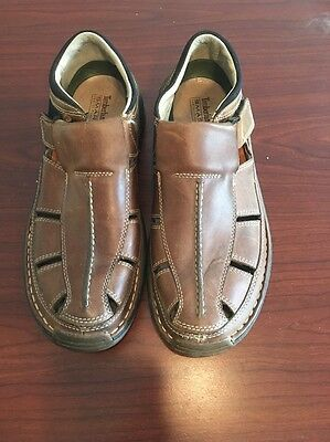 Timberland 79092 Altamont Fisherman Leather Sandals size 8 1/2m