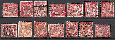Queensland - Cancellation Collection #3