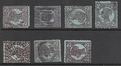 Queensland - Cancellation Collection #4
