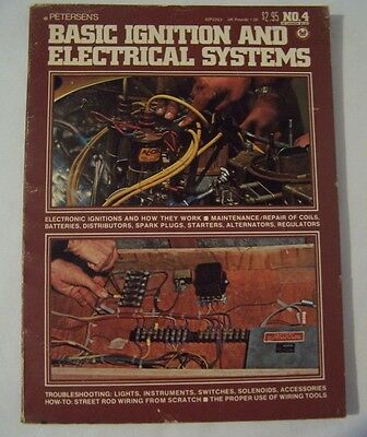 Petersens Basic Ignition and Electrical Systems Book  1975