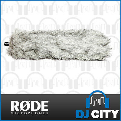 Rode DeadWombat Furry Wind Cover Shield for Blimp Dead Wombat for Mic Microphone