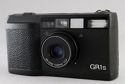 Exc++++ Ricoh GR-1s 35mm Film Camera with 28mm Lens from japan A842