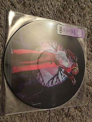 Brand New Very Rare Bjork Vulnicura Live Double Vinyl Picture Disc