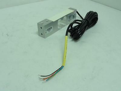 154928 New-No Box, HBM SP4M-15kg Maximum Accuracy Single Point Load Cell, 15kg