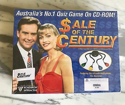 Sale Of The Century Boardgame, Factory Sealed