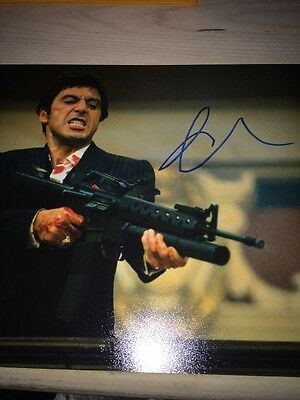 Al Pacino SIGNED 8X10 PHOTO  AUTOGRAPH