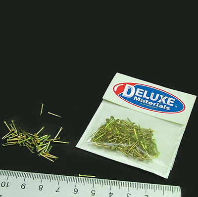 "Deluxe Materials AC5 Brass Pins 3/8"" DM-AC5 DELUXE"