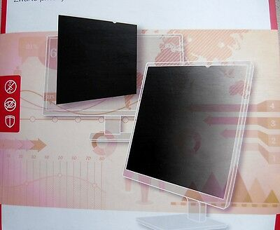 """3M 22 Inch Privacy Filter PF22.0W For Widescreen Desktop Laptop Monitor 22"""""""