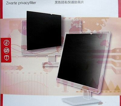 """3M 21.5"""" Privacy Filter PF21.5W9 For Widescreen Desktop Laptop Monitor 21.5 inch"""