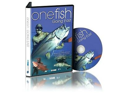 Onefish Going East DVD + FREE freedive safety DVD