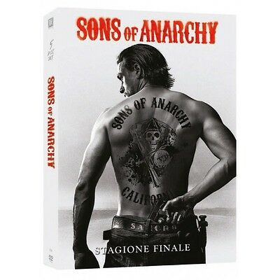 Cofanetto Sons Of Anarchy - Stagione 07 (5 Dvd) Serie Tv Dvd Nuovo - 20T-316295