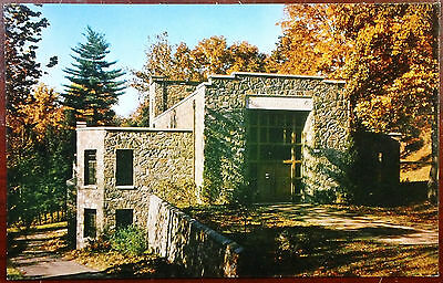 1950's Postcard The Historical Foundation Montreat North Carolina
