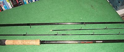 VINTAGE/ RARE/OLD SHAKESPEARE ONSET FEEDER 12ft FISHING ROD 2 TIPS