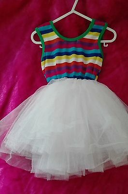 Girls Dresses, Beautiful Elegant  5 Frills Tail for Parties or any Occasion