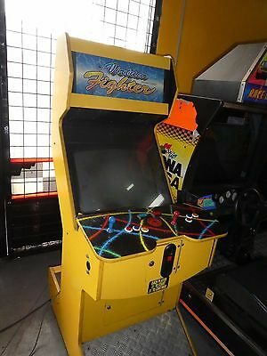 Virtua Fighter Video game coin operated